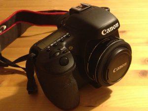 Canon 7d med 40mm
